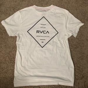 RVCA white Tee shirt
